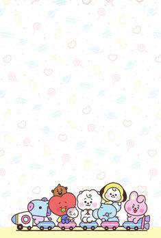Lines Wallpaper, Baby Wallpaper, Cute Disney Wallpaper, Cute Cartoon Wallpapers, Wallpaper Quotes, Wallpaper Backgrounds, Iphone Wallpaper, Easy Disney Drawings, Kpop Diy