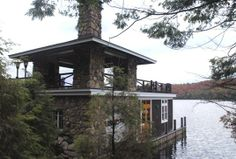 Don't we all need a boathouse? Beardsley Design Associates -