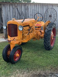 Antique Tractors, Vintage Tractors, Old Tractors, Vintage Farm, Agriculture Machine, Minneapolis Moline, Case Tractors, Classic Tractor, Down On The Farm