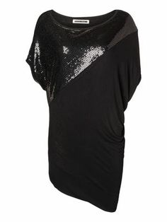 BIRA S/S LONG TOP MIX VERO MODA Holiday Countdown contest. Pin to win the style!