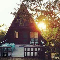 А-Образный дом. A-frame. Дом шалаш. | ВКонтакте