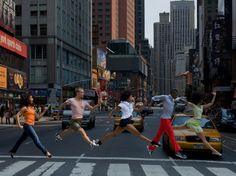 before i die, i will have a picture doing this in new york. quote me on it...