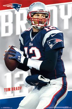 New England Patriots - Tom Brady 2014 | NFL | Sports | Hardboards | Wall Decor | Pictures Frames and More | Winnipeg | Manitoba | MB | Canada