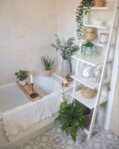 Quick & simple bathroom makeover - Using only accessories | Dove Cottage
