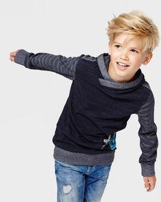 Bildergebnis für kinderfrisuren jungen langhaar