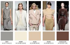 FW 13-14 Base_1 Fashion Color Trends 2013