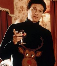 Almost time for Mark Darcy!