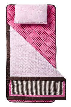 Nap Mat with Blanket and Pillow, Nap Mats, Parisian Nap Mat; Sleeping Mat; Nap Mat