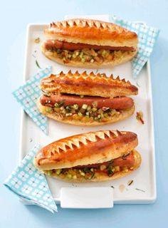 Hot-dog, sweet