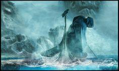 ; Grim Reaper Art, Don't Fear The Reaper, Do Not Fear, Angel Of Death, Daenerys Targaryen, Painting, Fictional Characters, Painting Art, Paintings