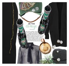 """""""Time of change"""" by edita1 ❤ liked on Polyvore featuring Haider Ackermann, Amanda Wakeley, Maison Scotch, Loewe, Fendi and Marc Jacobs"""