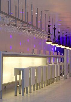 design-dautore.com Bar Design : The El Tubo Bar, Lima, Peru This stunning modern…