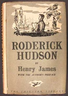 NOVEMBER 20 On this day in 1875, Henry James publishes his first novel, Roderick Hudson.