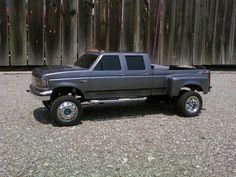 my custom ford dually 4x4 - R/C Tech Forums
