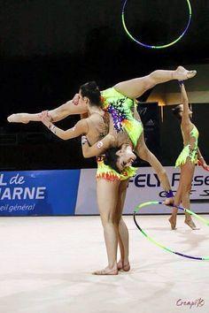 Equipo gimnasia rítmica ESPAÑA