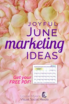 Need June content marketing ideas? CLICK to download a FREE printable inspiration calendar full of fun holidays! Kick off summer and connect with your customers in a more personal way. Perfect for small business owners and bloggers. | #June #SmallBusinessTips #ContentMarketing Instagram Design, Instagram Tips, Facebook Marketing, Social Media Marketing, Marketing Ideas, Business Marketing, Content Marketing, Online Marketing, Twitter Tips