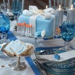 Hanukka 2016, tavola in festa tra segna posto e sevivon