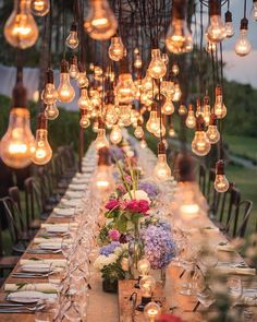 Wouldn't be nice to have dinner here? B