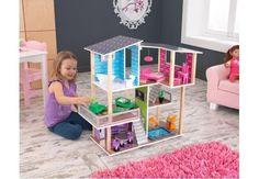 Kidkraft Puppenhaus Modernes Wohnhaus holz