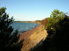 Grand Maris dunes Grand Marais Michigan, Upper Peninsula, Lake Superior, Pond, Country Roads, Water Pond, Garden Ponds