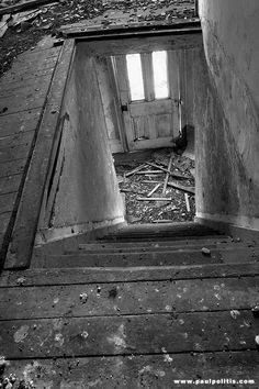 Vertigo   Black & White Photography   Paul Politis