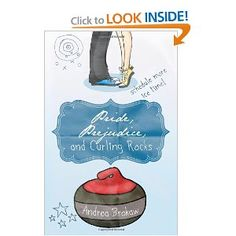 a modern take on an old classic? Curls Rock, Pride And Prejudice, Curling, Book Covers, Rocks, Sporty, Gift Ideas, Random, Classic