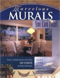 Marvelous Murals You Can Paint  https://www.amazon.com/dp/0891349693?m=A1WRMR2UE5PIS8&ref_=v_sp_detail_page