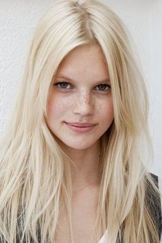 Amanda: How to Look My Age? light blonde, pale skin, frecklesBlonde (disambiguation) Blonde is a hair color. Blonde may also refer to: Hair Blond, Light Blonde Hair, Blonde Hair And Green Eyes, Girls With Blonde Hair, Dark Hair, Super Blonde Hair, Brown Hair, Super Hair, Blonde Women