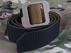 Men's Nylon Military  Casual Army Outdoor Tactical Web Belt
