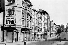 Anafartalar Caddesi - 1940.