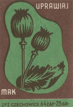 Polish matchbox label via Jane McDevitt https://www.flickr.com/photos/maraid/2274642021/in/set-72157594234429063/lightbox/