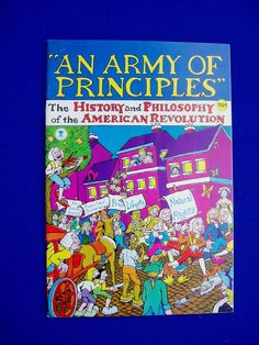 An Army of Principles Leonard Rifas . Underground. 1st printing vfn+ • £9.00 - PicClick UK