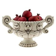 Jack Skellington Ceramic Bowl