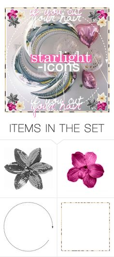 """☾STARLiGHT-iCONS CONTEST ENTRY THREE"" by city-pool ❤ liked on Polyvore featuring art and starlight2k"