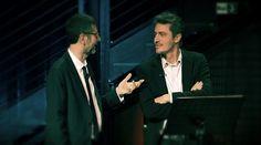 Pierfrancesco Diliberto, figlio del regista Massimo  http://tuttacronaca.wordpress.com/2014/02/09/in-arrivo-sul-palco-di-sanremo-lamico-di-renzi/