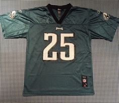 2fa58bb25 LeSean McCoy Philadelphia Eagles Replica Jersey Size Youth Large Reebok NFL