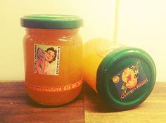 Orange 1930's Marmalade