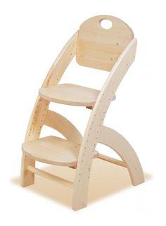 Dětská rostoucí židle Domestav KLÁRA 1 polohovací