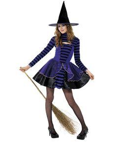Kostium dla nastolatków czarodziejka ciemności
