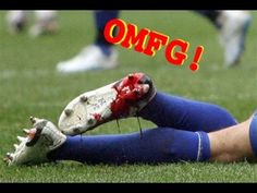WORST FOOTBALL INJURIES EVER - YouTube
