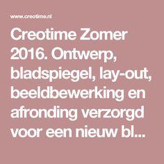 Creotime Zomer 2016.