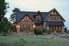 Colorado Log Home With  Acreage For Sale