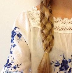The Rapunzel Braid - Hairstyles and Beauty Tips