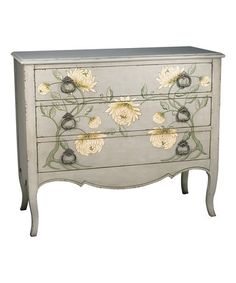 Another great find on #zulily! Peony Chest #zulilyfinds