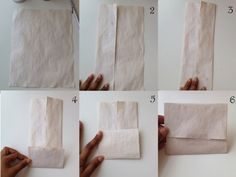 how to fold a love letter in a cute way