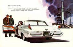 1960 De Soto Adventurer 4-door hardtop