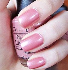 opi nail colors | ยาทาเล็บ OPI Nail Color #G01 Aphirodites Pink Night ...