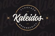 Kaleidos by Mika Melvas on @creativemarket