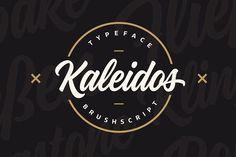 Kaleidos by Mika Melvas on @creativemarket