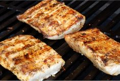Grilled Pineapple Mahi Mahi Recipe - Cooking With Brett and Lena Coleman